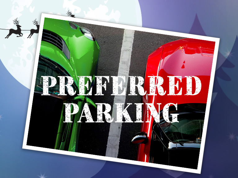 Preferred Parking