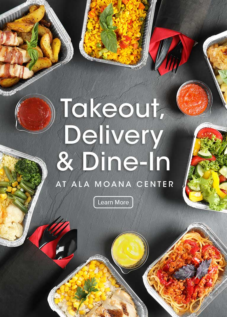 Takeout Delivery Dine-In