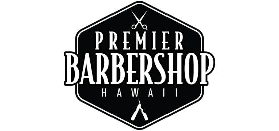 프리미어 바버샵 (Premier Barbershop) Logo